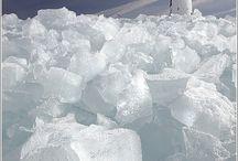 Winter, frozen, ice, snow / Winter, frozen, ice, snow