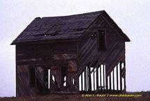 Buildings, Watertowers, Old Rusty Vehicles / by Emily Bellamy