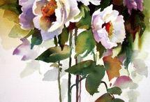 Aud Rye Watercolor