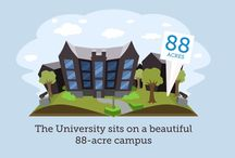 Just the Facts / Quick stats about Drury University / by Drury University