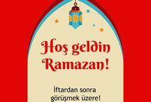 Hoş Geldin Ramazan!