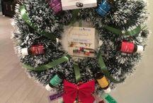 essential oils - christmas