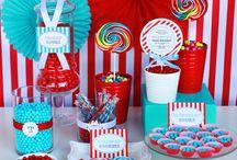 Birthday Party / by Amanda Holbrooks
