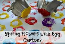 Flowers preschool theme