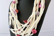 Il mio mondo di bijoux / Tutti i materiali che amo per la creazione dei miei monili. Anzitutto devono piacere a me!!!