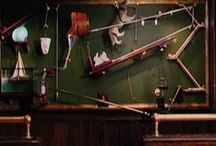 Rube Goldberg & kinetic