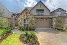 Towne Lake 3745 Elevation A / Princeton Classic Homes in Towne Lake