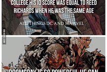 Comics, anime, geeks