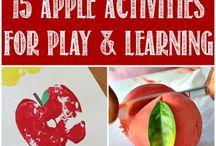 School-Apple Theme / by Jamie Lee