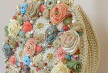 örgü çanta-crochet bags