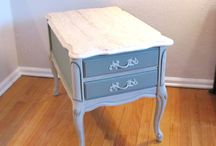 Painted Furniture Gallery / Statement pieces created by Soldier58.