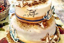 Cake design / Sea cake