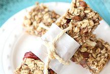muesli/granola bars