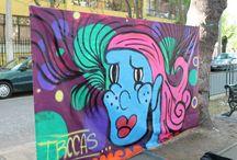 TROCAS / GRAFFITI