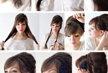 Hairdos / Hairdo ideas