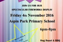 Bonfire Night / All things Bonfire Night plus pins of Bonfire Nights happening in Harrogate and surrounding areas