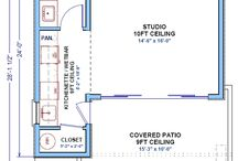Small Guest House Plan