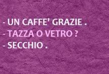 No Coffee? No party...