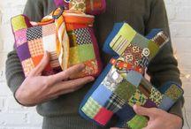 Текстиль- игрушки