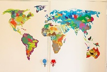 World Maps / by PaMdora