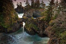 Adventuring Oregon / by Tiffany Johnson