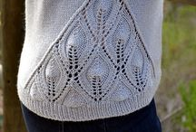 swetry / robótki