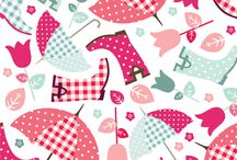 Inspiration - Kids Pattern / Kids Patterns that Catch my eye