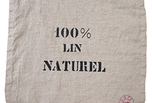 . linen love . / All things pure linen!