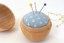 BEYOND MEASURE PINCUSHIONS