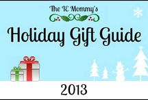 2013 Holiday Gift Guide / by The IEMommy