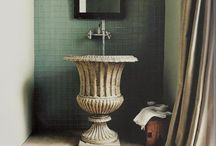 Bathroom ideas / by Ronda Nichols