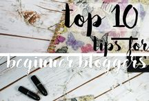 Blog Tips & Tricks / Helping bloggers gain new readers, increase traffic & improve blog stats. www.clarinabeauty.com