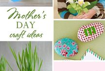 Mothers Day Ideas / For the special luncheon at church for all the mothers.