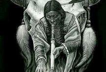 Apache Indian Motiv