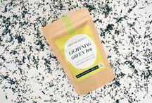 Lightning Green Tea