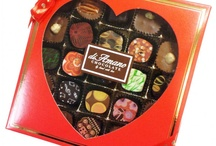 Valentine's Day Chocolate / Whether you're a traditionalist opting for a variety of chocolate covered strawberries or boxed assortment of our handmade chocolates, or looking to change things up a bit with either an edible chocolate heart-shaped box or our Prisoner of Love basket, you're sure to make your Valentine's Day one to remember with chocolates from Atlanta's own diAmano Chocolate!