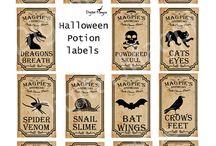 Halloween Ideas / Halloween Pumpkins