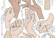 Odniesienia do rąk