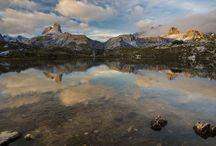 Dolomity - Tre Cime