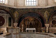 Ravenna, Byzantine, Roman mosaics
