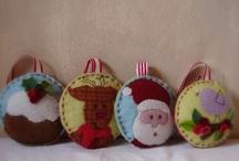 Kerst: vilt / by Hilda Suringa