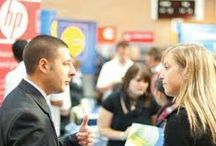 Careers Fairs and seminars / Attend events held on campus by NUI Galway Career Development Centre. / by NUIG Careers