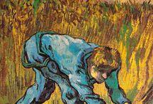 Vincent van Gogh / by Cezar-Nelu Mitran