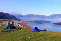 Wild Camping / Out and about places and stopovers