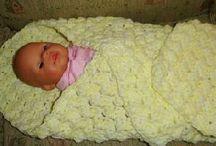 Baby dekentje