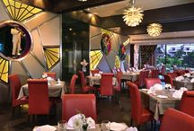 Dining / The multi-cuisine restaurants  in The Corinthians Resort & Club offer delicious Ambrosial Indian, Continental and Chinese delicacies in an unmatched ambiance and ensure an unprecedented dining experience for the patrons.