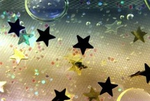Estrelas, brilho, luz... / by ✿⊱╮Beatriz Storti  ☠  ☠  ☠
