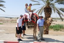 Israel with Kids / Family travel to Israel and the Holy Land can be filled with adventure, faith, ceremony, togetherness and big memories.
