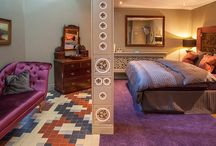 Rooms / Luxurious design - nice to look at