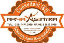 Jasa Konsultan ISO / RYASENTRA Consulting Divisi Management System adalah Jasa Konsultan ISO 9001, Consultant ISO 14001, Konsultan ISO 22000, OHSAS 18001, Penyusunan Dokumen CSMS-K3LL, K3, ISO/TS 16949,Dll yang BERANI memberikan JAMINAN KELULUSAN & MONEYBACK GUARANTEE